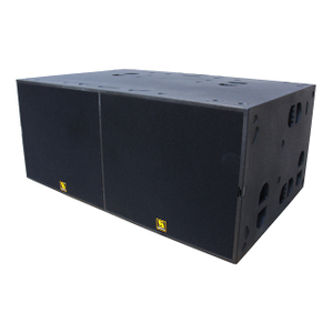 BSX Dual 21 inch DJ Subwoofer Speaker with Long Excursion Design